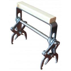 Захват для рамок нержавеющая сталь с деревянной ручкой