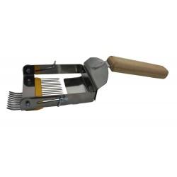 """Вилка """"Раскладушка"""" плюс деревянная ручка"""